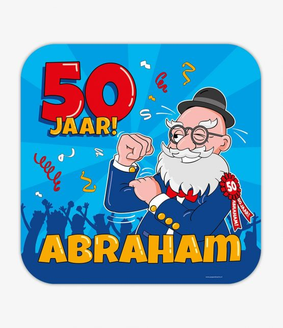 Huldeschild Abraham